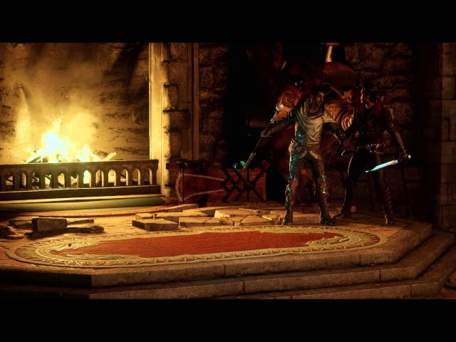 Flycam is evil   Dragon Age: Inquisition