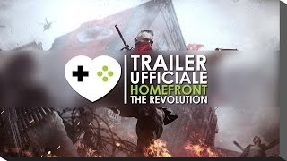 Homefront: the Revolution - Ignite Official Trailer - PS4, Xbox One, PC - ITA