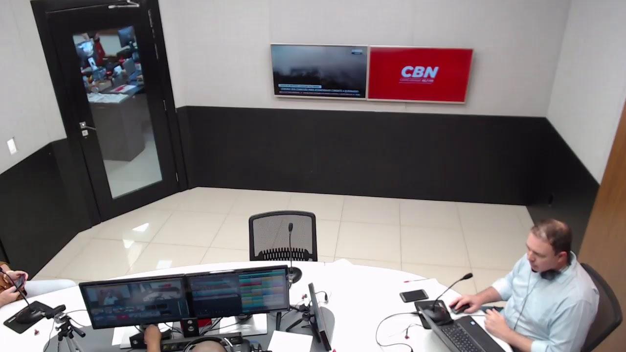CBN Campo Grande (24/09/2020): com Ginez Cesar