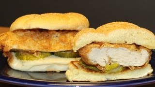 Chick-fil-a Chicken Sandwich Recipe