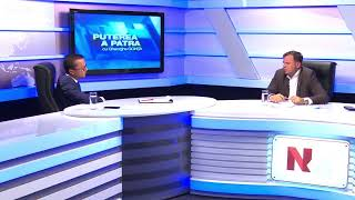 """""""Puterea a Patra"""" Andrei NĂSTASE  30 mai 2019"""