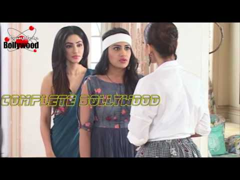 On Location Of TV Serial 'Ishqbaaz' IS Anika Playing A Game OR IS She In Danger?