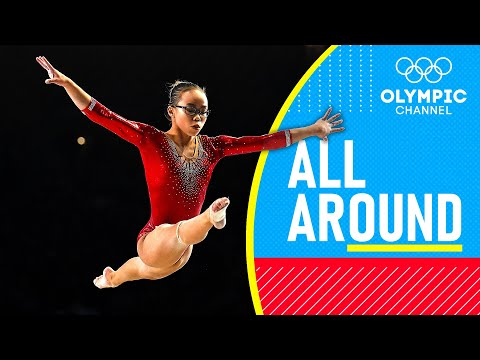 The biggest gymnastics stage ahead of Tokyo 2020 | All Around Episode 4