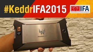 acer Predator 6 and 8 - геймерские смартфон и планшет на IFA 2015 - Keddr.com
