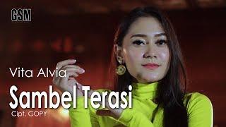 Artist : vita alvia song title sambel terasi songwriter gopy music arranger ryan videographer prima pro label gita suara --------------------...