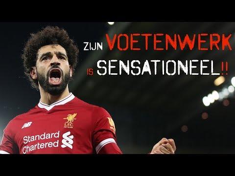 'Salah is echt te vergelijken met Messi bij Liverpool'