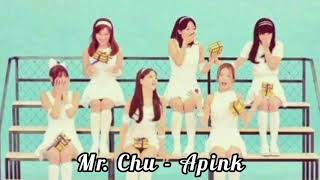 Apink (에이핑크) 'Mr. Chu (Nightcore)'