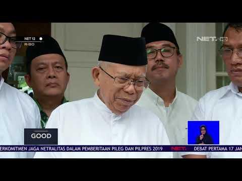 Good Election Alasan Ma'ruf Amin Tidak Banyak Menjawab Pada Debat Perdan - NET 12 Mp3