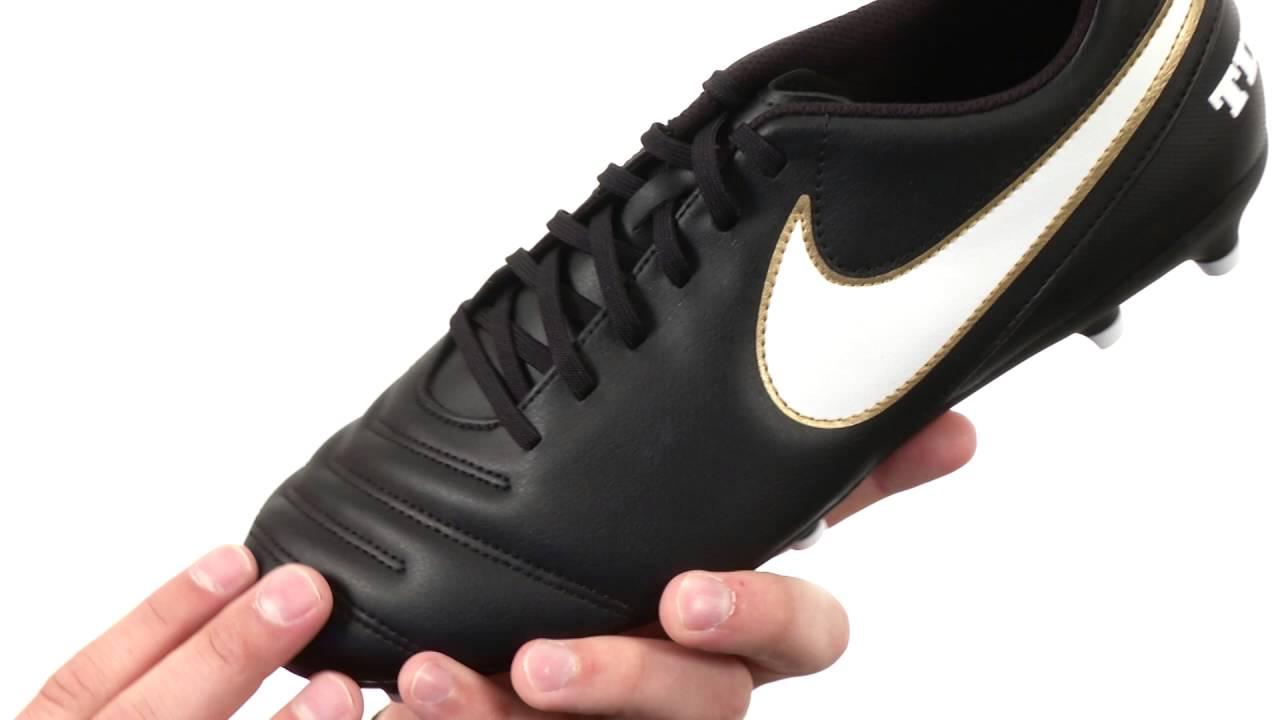 0462da23ff101 Nike Tiempo Rio III FG SKU 8612656 - YouTube