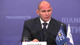 М Мамиашвили и А Карелин о роли Аббаса Аббасова на сессии МОК в Аргентине