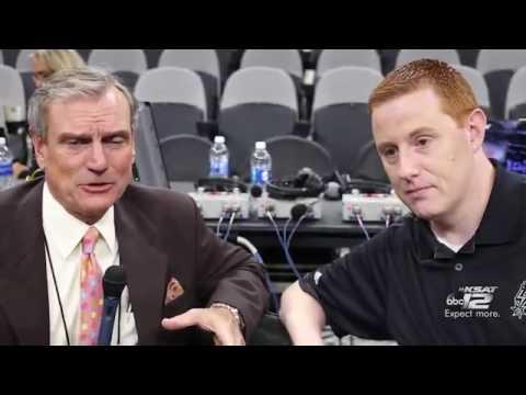 Diganle Nico: los fans de los Spurs tratan de pronunciar Laprovittola