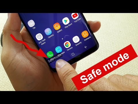 How To Turn ON/Off Safe Mode On Any Android Phone In 1 Minute