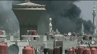 Сирия: война идет без наблюдателей
