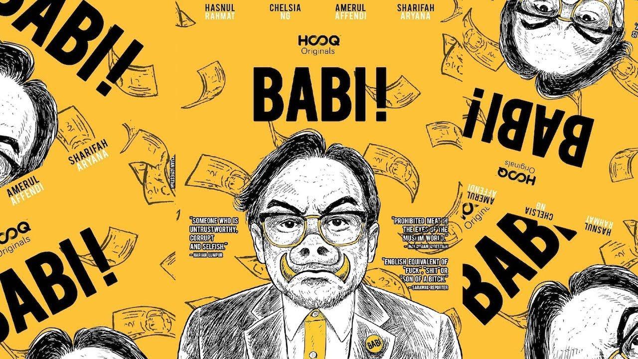 BABI! INI KALILAH - Hooq Originals - Pilot Review