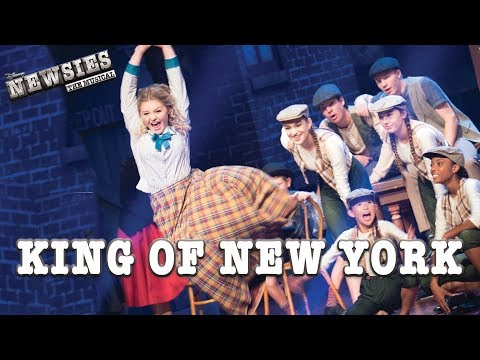 Newsies Live- King of New York