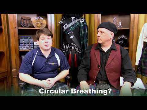 Bagpipe Chat - Circular Breathing
