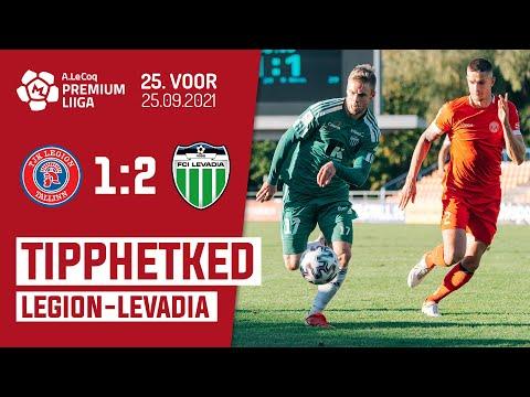 Legion Levadia Tallinn Goals And Highlights