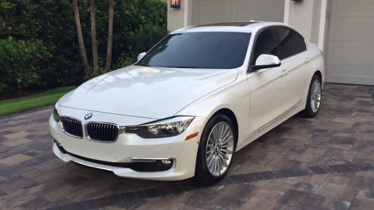 2013 Bmw 328i Luxury Line Sedan For Sale By Auto Europa