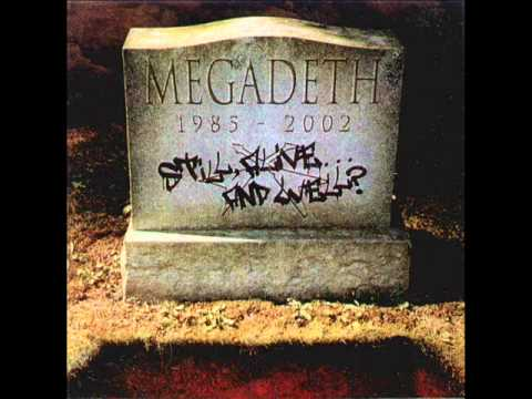 Megadeth - Time / Use The Man (LIVE)