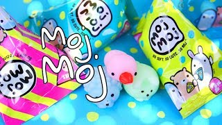 Unbox Daily: ALL NEW Moj Moj Blind Bags! Cute Little Soft & Squishy Surprises!