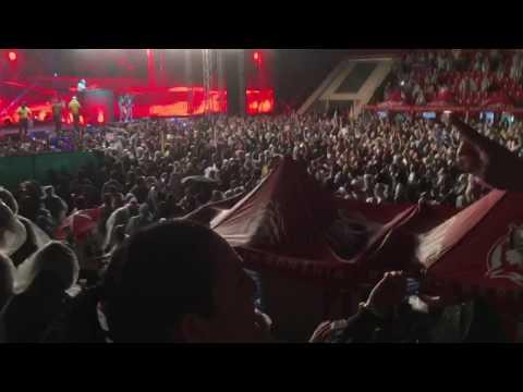 B.U.G. Mafia - Strazile Live Bucuresti Arenele romane 27.05.2017