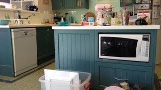 Kitchen Declutter and Spring Clean - Part 1