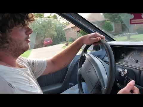 $300 1994 Oldsmobile Cutlass Ciera S Review