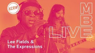 Lee Fields & The Expressions performing