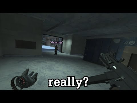 Random Pavlov Bullshittery (Counterstrike in Virtual Reality)