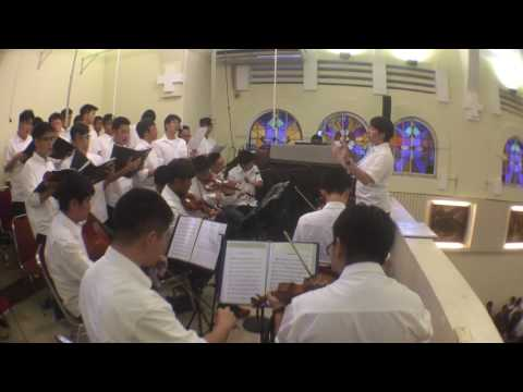 Tuhan adalah Gembalaku (Mazmur 23) - Cantamus Choir & Orchestra