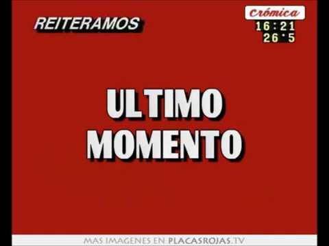 Fue Primicia De Cronica Tv