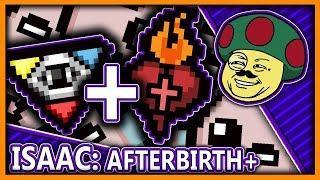 Afterbirth+: Sacred Heart + God Head!
