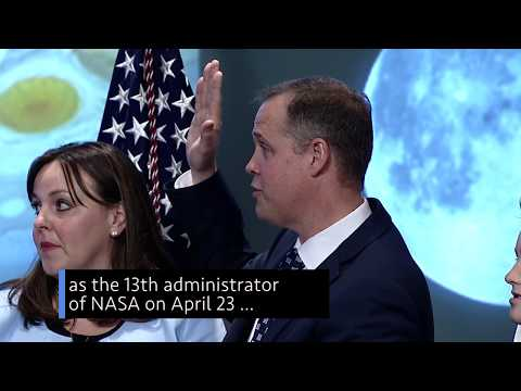Bridenstine Sworn in as NASA Administrator on This Week @NASA – April 27, 2018