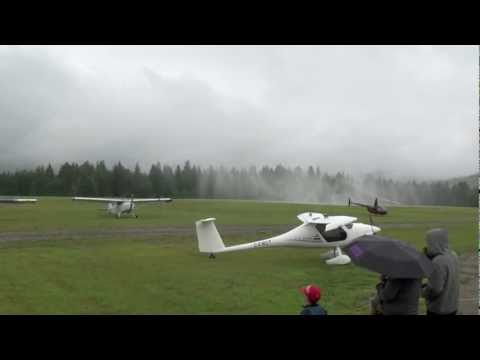 Weekend Flying adventure - Salmon Arm