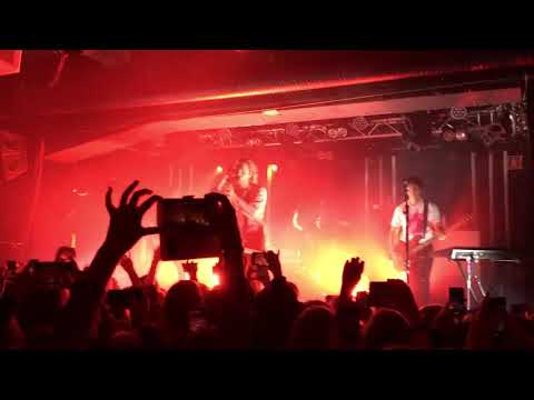 5 Seconds Of Summer - moving along, unreleased song (5SOS3 tour, Stockholm 20.03.18
