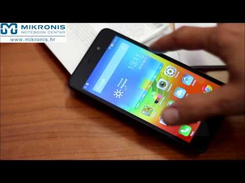 Unboxing Smartphone Lenovo S60