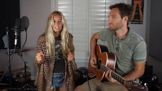 Fleetwood Mac - Everywhere - Kindred and Sean Acoustic Cover