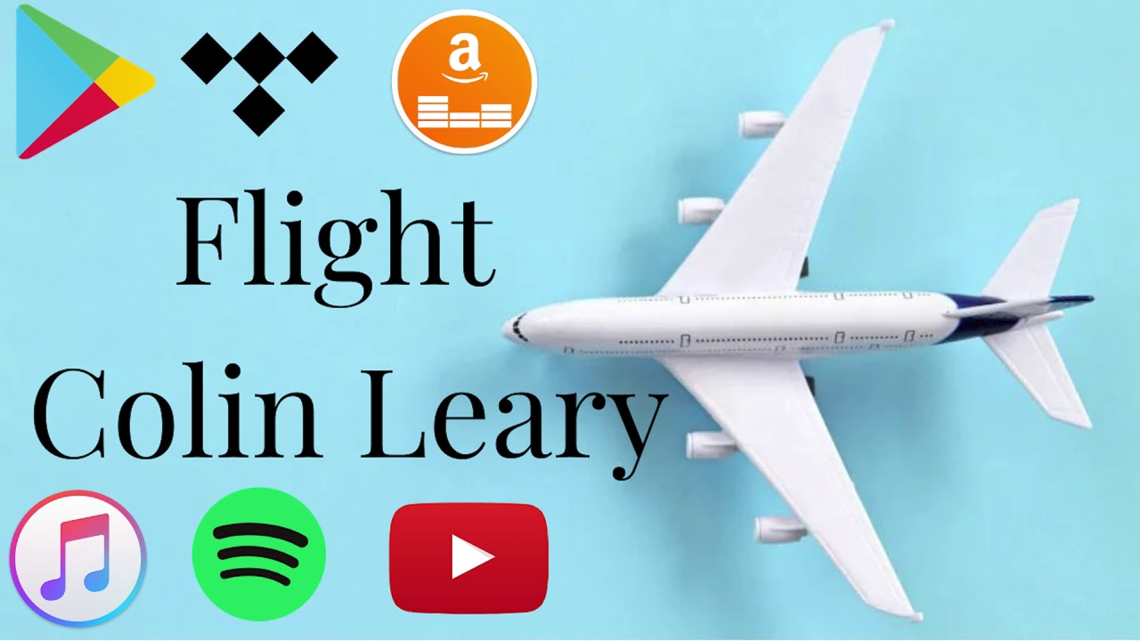 Colin Leary - Flight (Official Audio)