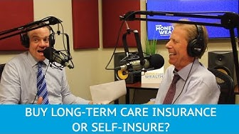 Should I Buy Long-Term Care Insurance or Self-Insure? - YMYW podcast