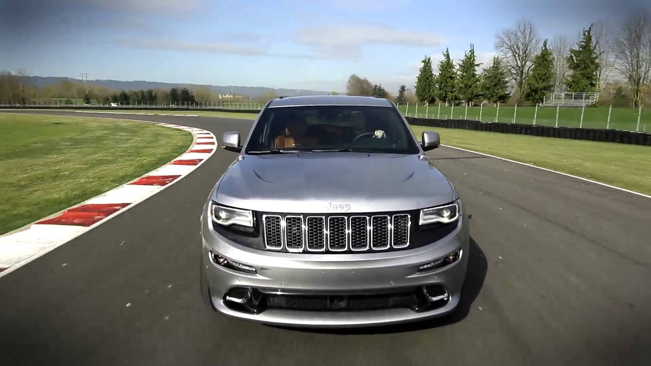 2014 Jeep Grand Cherokee SRT Video Review
