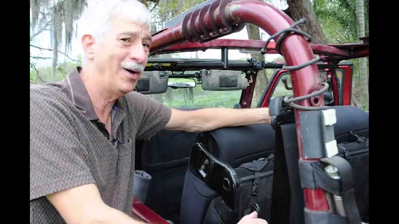 Jeep Remove The Third Brake Light Youtube Diy Wrangler Wiring