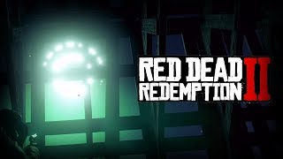 UFO W RED DEAD REDEMPTION 2! | EASTER EGG