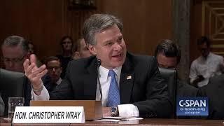 Sen. Harris (D-CA) asks about FBI Kavanaugh Investigation (C-SPAN)