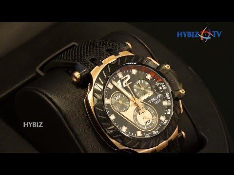 Tissot T-Race MOTOGP 2019 Men's Watch | Latest Watch Designs | Exotic Watches For Men | Hybiz TV