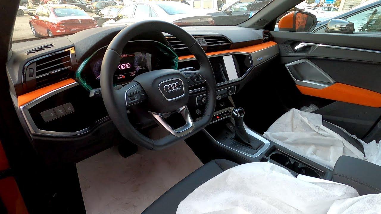 استعراض مواصفات اودي Q3 2020 Audi Q3 Youtube