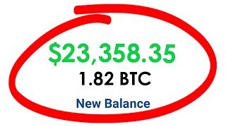 Mine 1.5 BTC in 30 minutes - Free Bitcoin Mining Website 2020 | Payment Proof