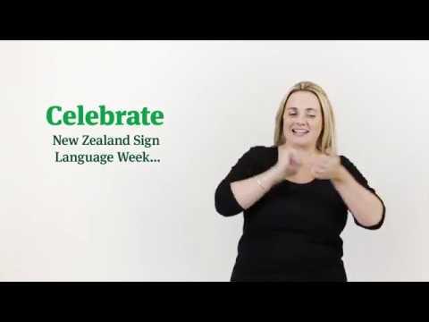 Sign Language Week 2017