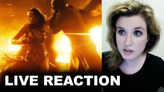 Wonder Woman Final Trailer REACTION