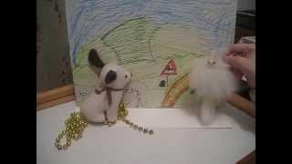 Вольт против Ивасыка / серия 3 / мультфильм с игрушками про супер-собаку