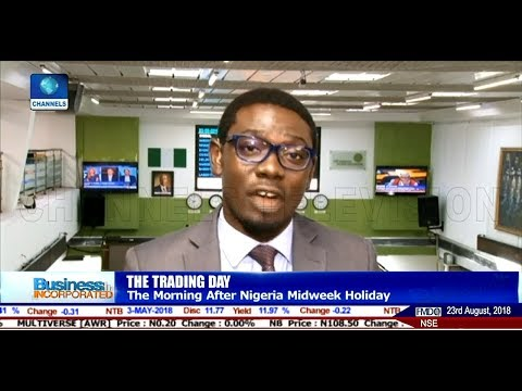 NSE Update: Oil & Gas Sector Trades In Green Despite Bearish Market Sentiments